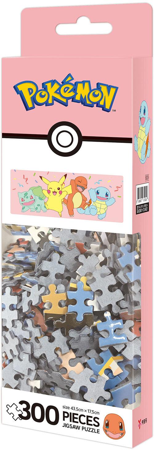 포켓몬스터 팬시 퍼즐 300PCS : 레츠고 피카츄와 친구들