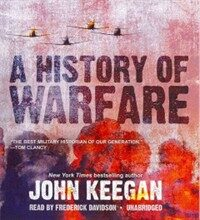 A History of Warfare (Audio CD)