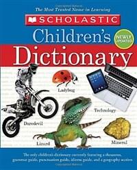 Scholastic Children's Dictionary (Hardcover, Updated)