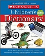 Scholastic Children's Dictionary (Hardcover, Updated)