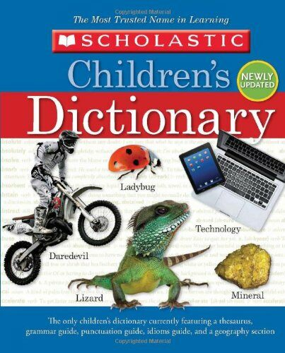 Scholastic Childrens Dictionary (Hardcover, Updated)