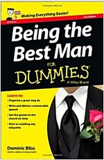 Being the Best Man for Dummies - UK (Paperback, 2, UK)