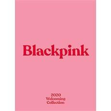 [포토북] 블랙핑크 - BLACKPINK's 2020 WELCOMING COLLECTION [DVD]
