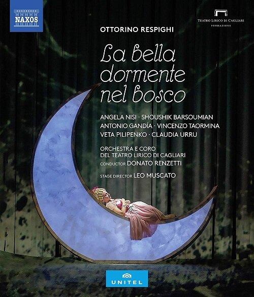 [수입] [블루레이] 레스피기 : 오페라 잠자는 숲속의 미녀 [한글자막]
