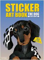 스티커 아트북 : 강아지