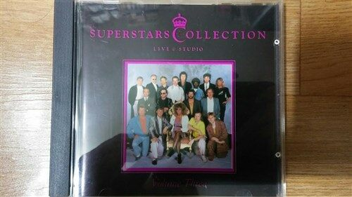 [중고] [수입]THE SUPERSTARS COLLECTION-VOLUME THREE(1CD)
