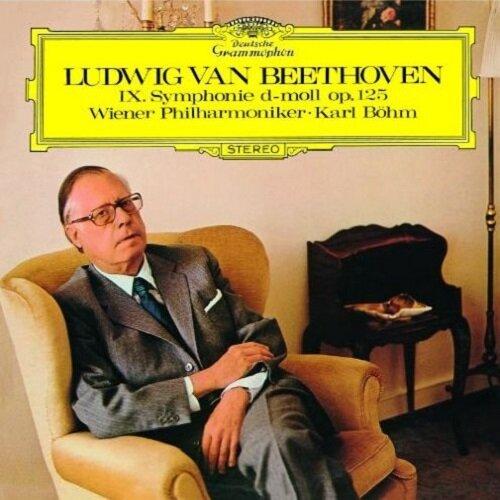 [수입] 베토벤 : 교향곡 9번 [SHM-CD]
