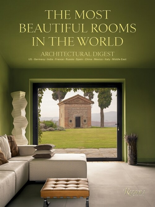 Architectural Digest: The Most Beautiful Rooms in the World (Hardcover)