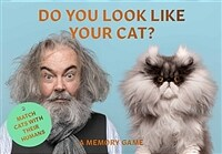 Do You Look Like Your Cat? : Match Cats with their Humans: A Memory Game (Cards)