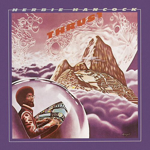 [수입] Herbie Hancock - Thrust [180g LP]