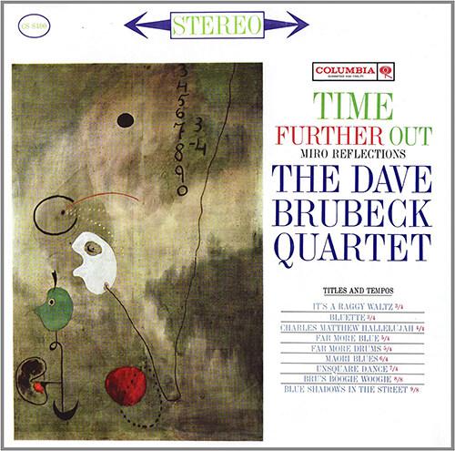 [수입] The Dave Brubeck Quartet - Time Further Out [180g LP]