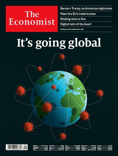 The Economist (주간 영국판): 2020년 02월 29일