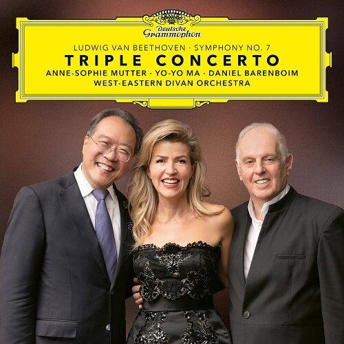 [수입] 베토벤 : 트리플 콘체르토 & 교향곡 7번 (디지팩)