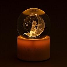어린 왕자 구슬 램프(LED)