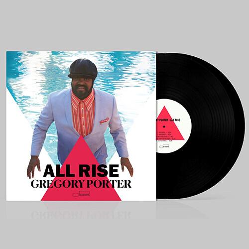 [수입] Gregory Porter - All Rise [2LP]