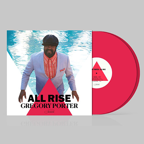 [수입] Gregory Porter - All Rise [Red 2LP]