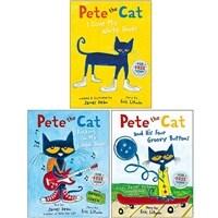피트 더 캣 원서 그림책 3권 세트 Pete The Cat  Collection (Paperback 3권)