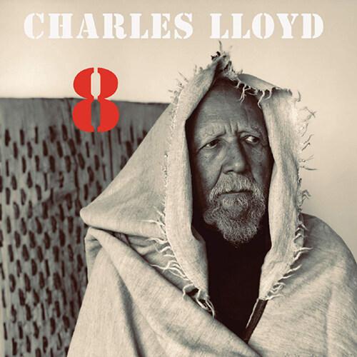 [수입] Charles Lloyd - 8: Kindred Spirits Live From The Lobero Theater [CD+DVD]