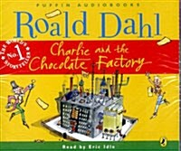 Charlie and the Chocolate Factory (Audiobook, Unabridged Edition,영국식발음, CD 3장)