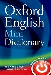 Oxford English Mini Dictionary (Paperback, 8 Revised edition)