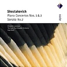 [수입] 쇼스타코비치 : 피아노 협주곡 1, 2번 외