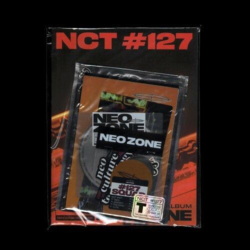 엔시티 127 - 정규 2집 NCT #127 Neo Zone [T Ver.]