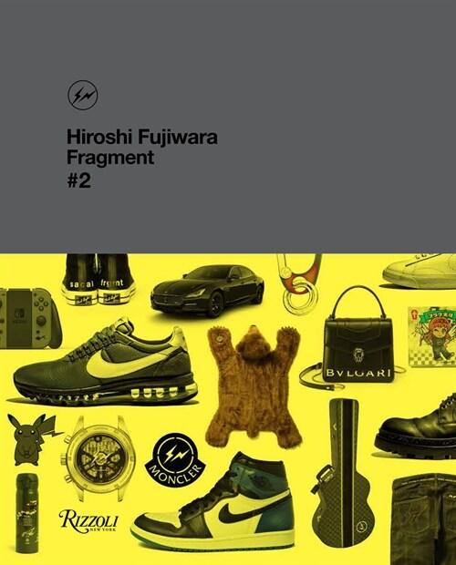 Hiroshi Fujiwara: Fragment, #2 (Hardcover)