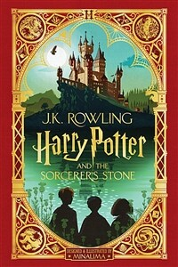 Harry Potter and the Sorcerer's Stone: Minalima Edition (Harry Potter, Book 1), Volume 1 (Hardcover)