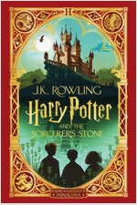 Harry Potter and the Sorcerer's Stone : Minalima Edition (Hardcover)