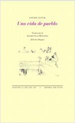 UNA VIDA DE PUEBLO (Paperback)
