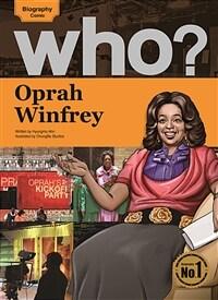 Who? 06 Oprah Winfrey