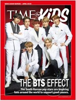 TIME for Kids (월간 Korean Ed.) (영문판): 2020년 4월호 BTS (방탄소년단)  커버, 기사수록 - 3 단계 News Scoop Edition