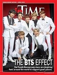 TIME for Kids (월간 Korean Ed.) (영문판): 2020년 4월호 BTS (방탄소년단) 커버, 기사수록 - 4 단계 World Report Edition