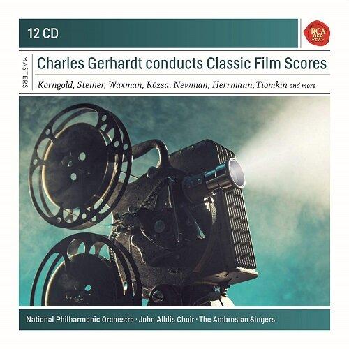 [수입] 찰스 게르하르트가 지휘하는 클래식 필름 스코어 (12CD)