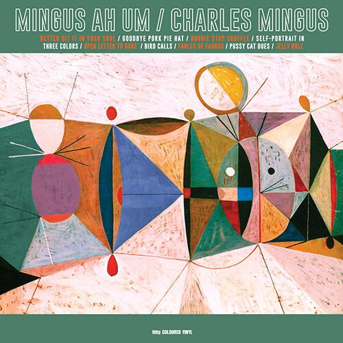 [수입] Charles Mingus - Mingus Ah Um [180g 그린 LP]