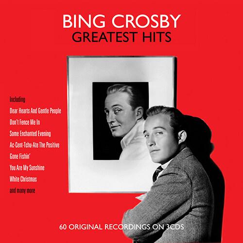 [수입] Bing Crosby - The Very Best of Bing Crosby [3CD]