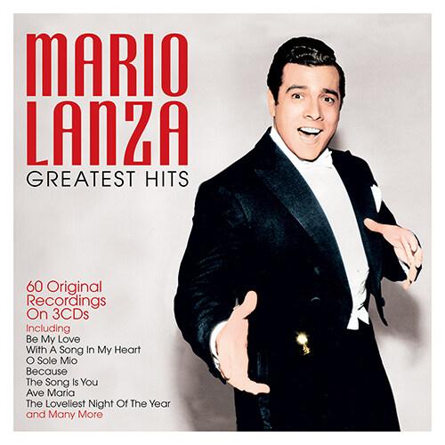 [수입] Mario Lanza - Greatest Hits [3CD]