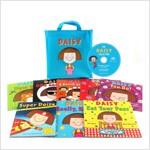 Daisy Bag: 데이지 8종 세트 (에코백 포함) (Book 8권 + CD 1장 + 데이지 가방)