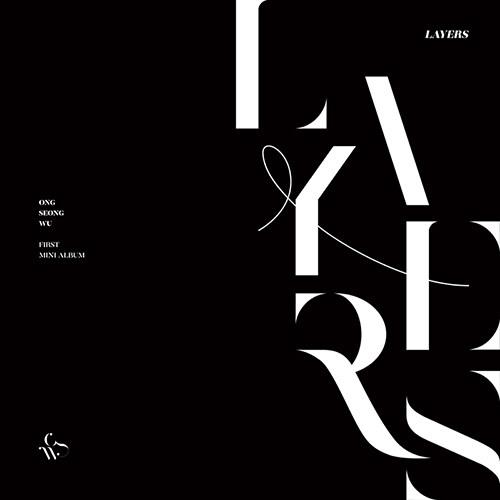 옹성우 - 미니 1집 LAYERS [BLACK Ver.]