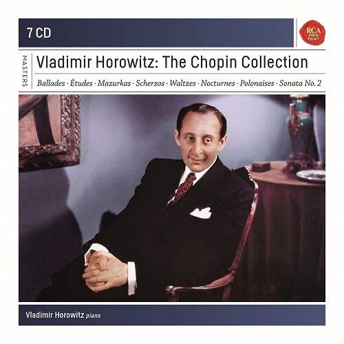 [수입] 블라디미르 호로비츠 쇼팽 컬렉션 (7CD)