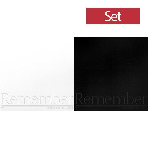 [세트] 위너 - WINNER 3rd FULL ALBUM [Remember][YOU + US Ver.]