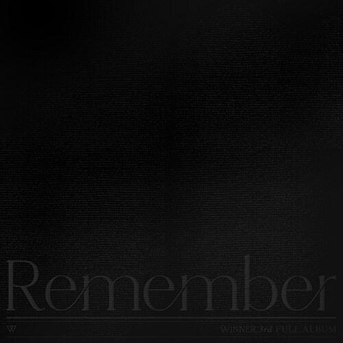 위너 - WINNER 3rd FULL ALBUM [Remember][US Ver.]