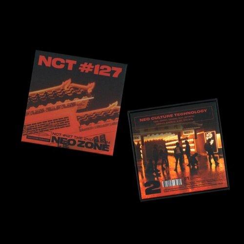 [키트 형태] 엔시티 127 - 정규 2집 NCT #127 Neo Zone [키노앨범]