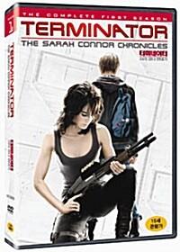 터미네이터 : 사라 코너 연대기 (3disc)