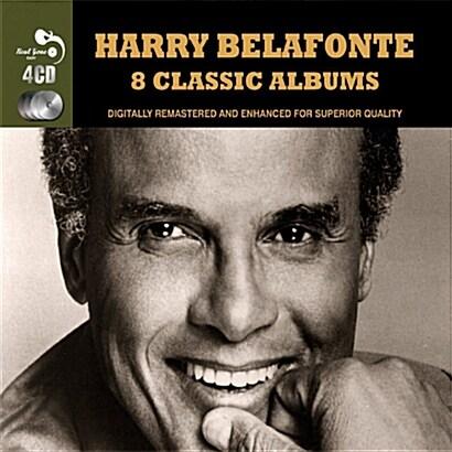 [수입] Harry Belafonte - 8 Classic Albums [리마스터 4CD]