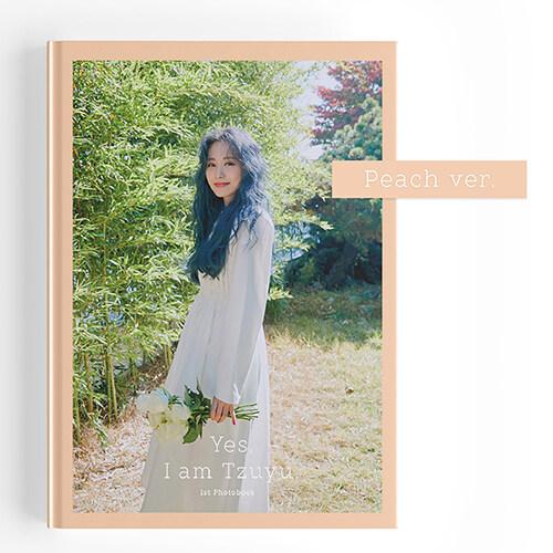 [화보집] 쯔위 - Yes, I am Tzuyu. [Peach Ver.]