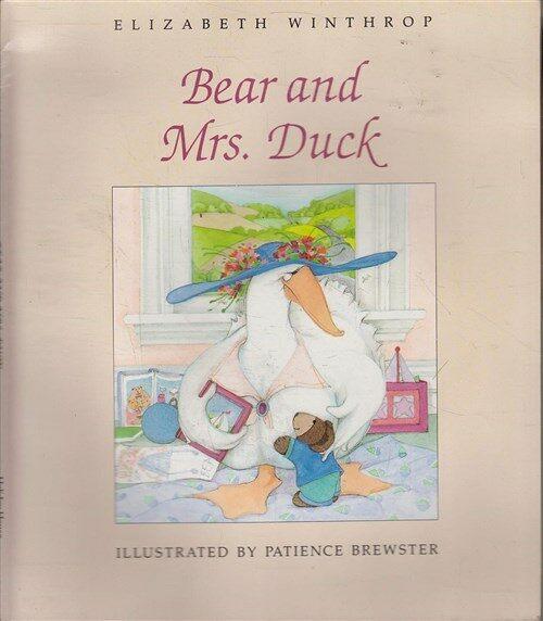 [중고] Bear and Mrs. Duck (School & Library)