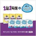 [세트] 메가스터디 1일 1독해 + 메가 어휘력 2학년 세트 - 전7권