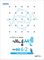 개념쎈 초등 수학 6-2 (2020년)