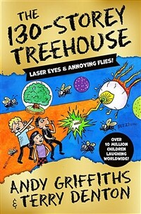 The 130-Storey Treehouse (Paperback)